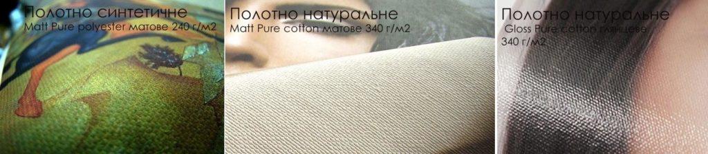 печать на холсте Ирпень Киев